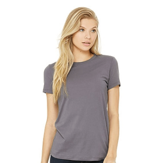 Printed Promotional BELLA+CANVAS T-Shirts Seattle Ladies