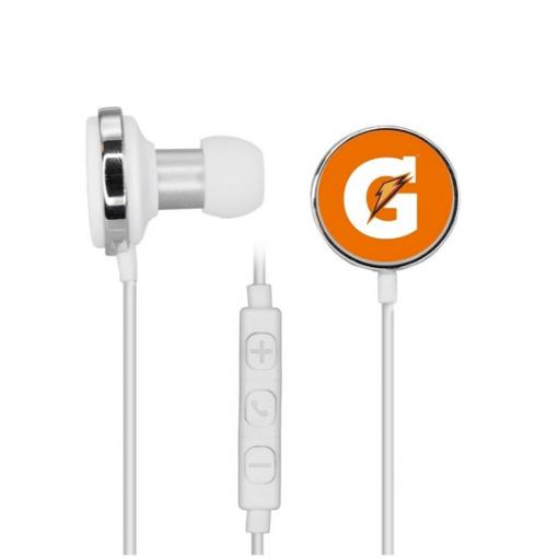 Custom headphones with mic