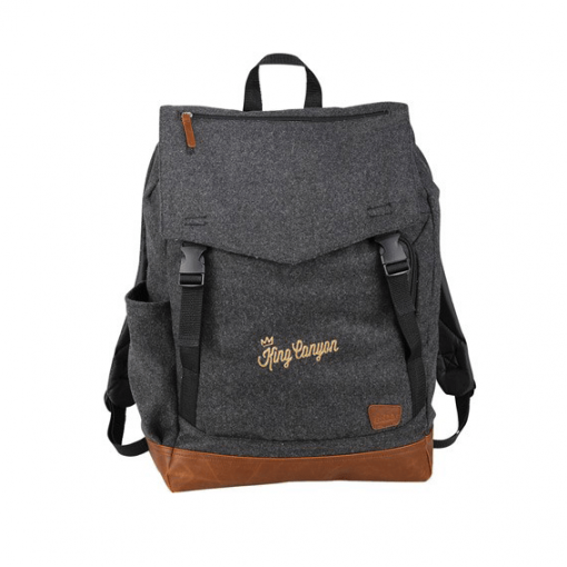 Field & Co Backpack for custom screen printing or embroidery seattle