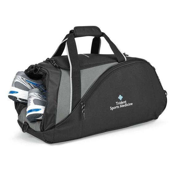 Custom Promotional Duffel Bags Seattle Fast Break Sport