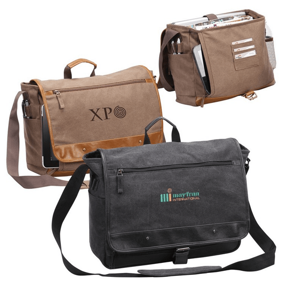 Custom Promotional Tahoe Messenger Bags Seattle