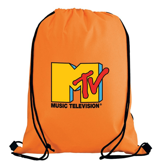Custom Promotional Backpacks Seattle Drawstring