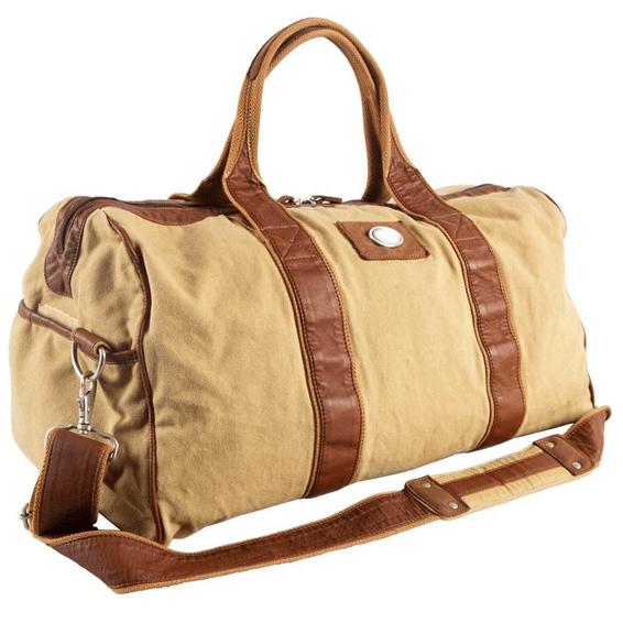 Custom Promotional Duffel Bags Seattle Urban Edge Canvas