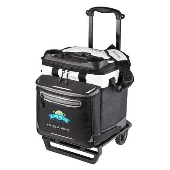 Custom Promotional Coolers Seattle Arctic Zone Rolling
