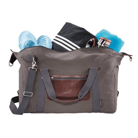 Custom Promotional Duffel Bags Seattle Field & Co.