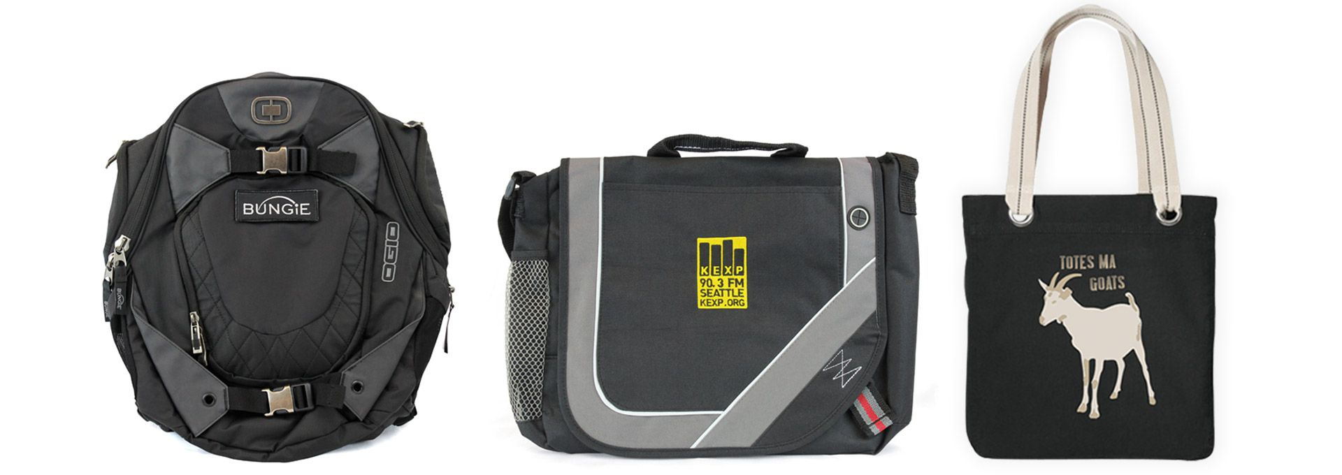 Custom Promotional Bags Seattle