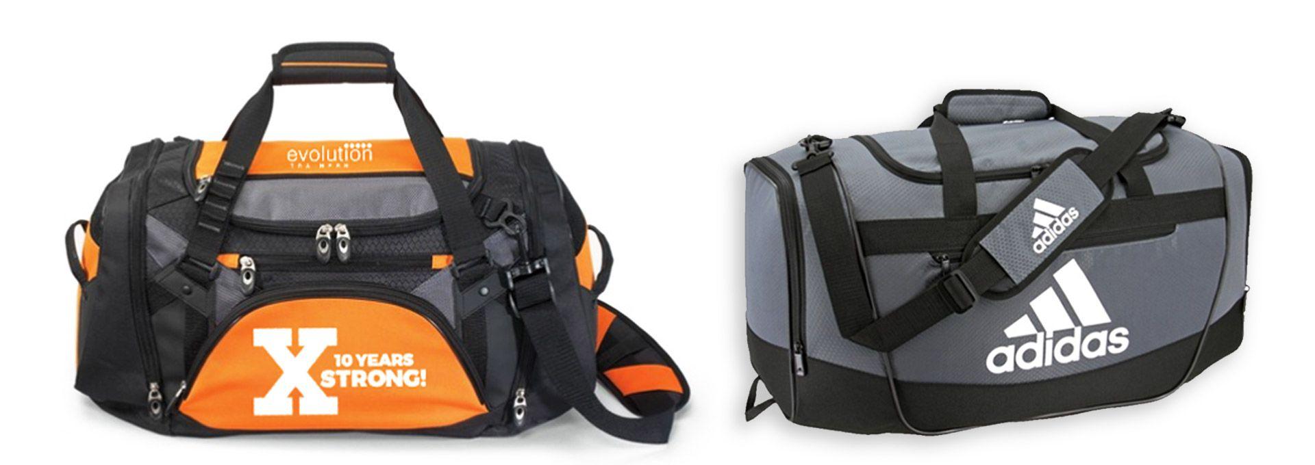 Custom Printed Branded Promotional Duffel Bags Supplier Seattle