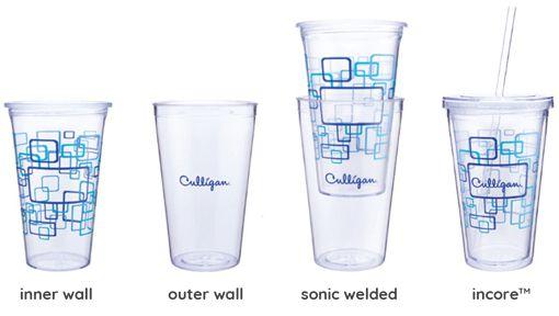 Custom Incore Printing Glasses  Seattle