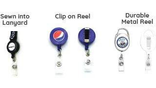 Custom Promotional Lanyards Retractor Reels Seattle
