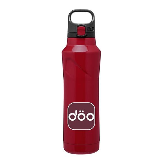 Custom Printed Corporate Logo Water Bottles Houston H2go