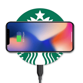 Promotional Cell Phone Accessories Seattle Wireless Charger