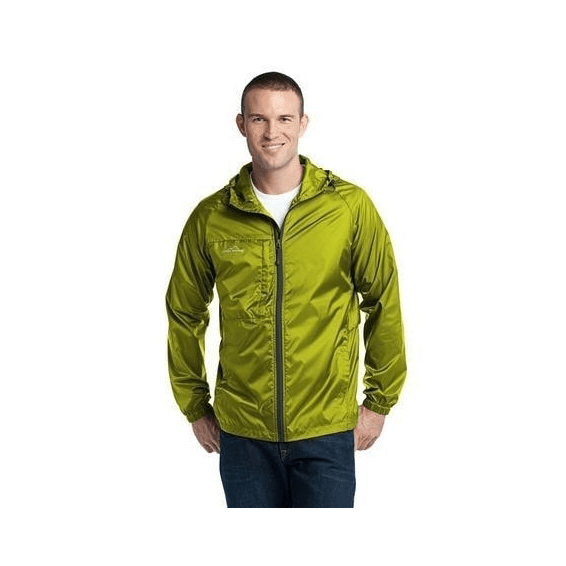 Custom Branded Corporate Logo Promotional Jackets Seattle: Eddie Bauer Packable Wind