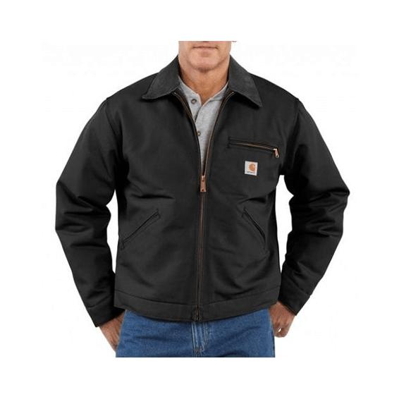 Custom Corporate Logo Promotional Jackets Seattle: Carhartt Duck Detroit Men's