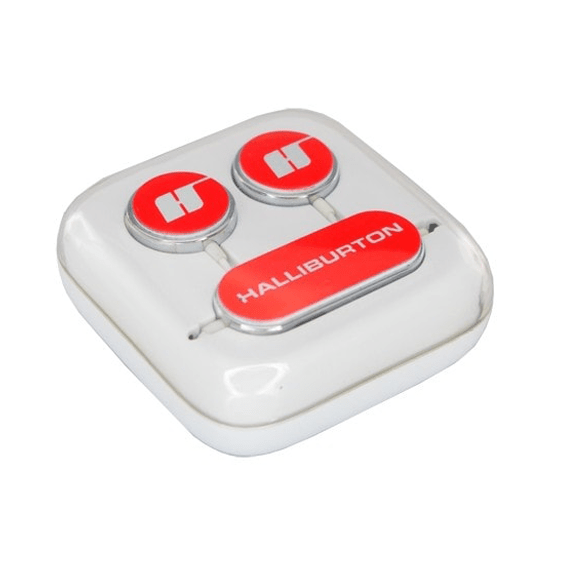 Custom Branded Logo Seattle: SugarBudz In-Ear Headphones Wireless