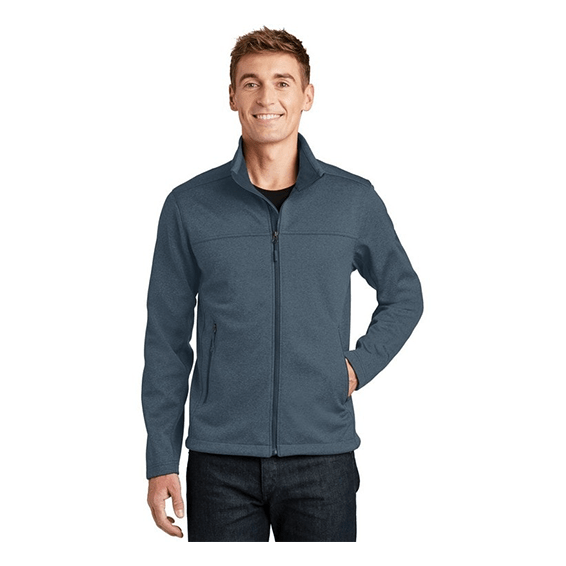 Custom Corporate Logo Promotional Jackets Seattle: The North Face Ridgeline Soft Shell