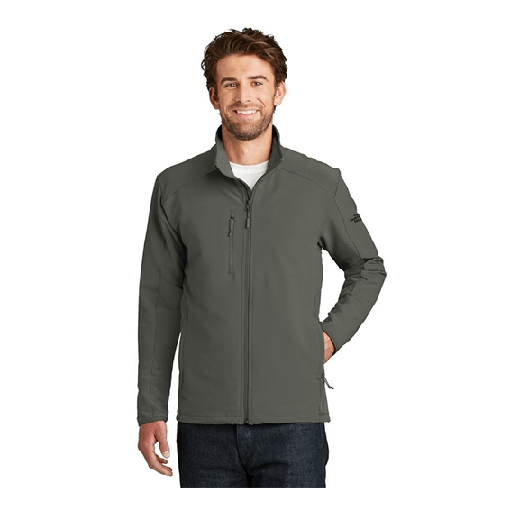 Custom Corporate Logo Jackets Seattle: The North Face Tech Stretch Soft Shell Men's