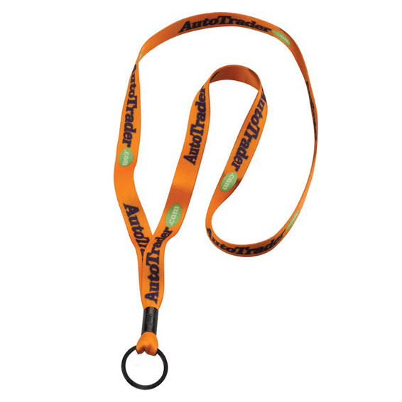 Custom Printed Branded Promotional Lanyards Supplier Seattle: Polyester Dye Sublimated