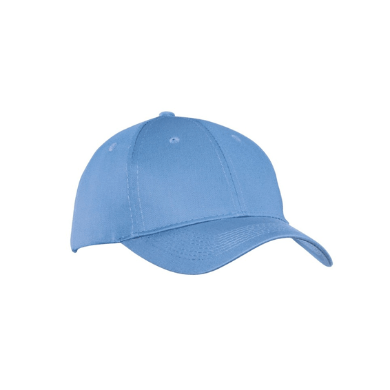 d Corporate Logo Hats Seattle: Port & Company Twill