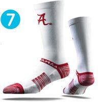 Custom Economy Full Knit Socks Seattle