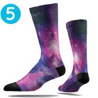 Custom Promotional Full Sub Socks Seattle