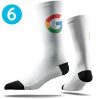 Custom Budget One Press Socks Seattle