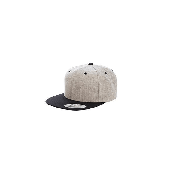 Corporate Logo Printed Hats: Yupoon Structured Flat Visor Hat