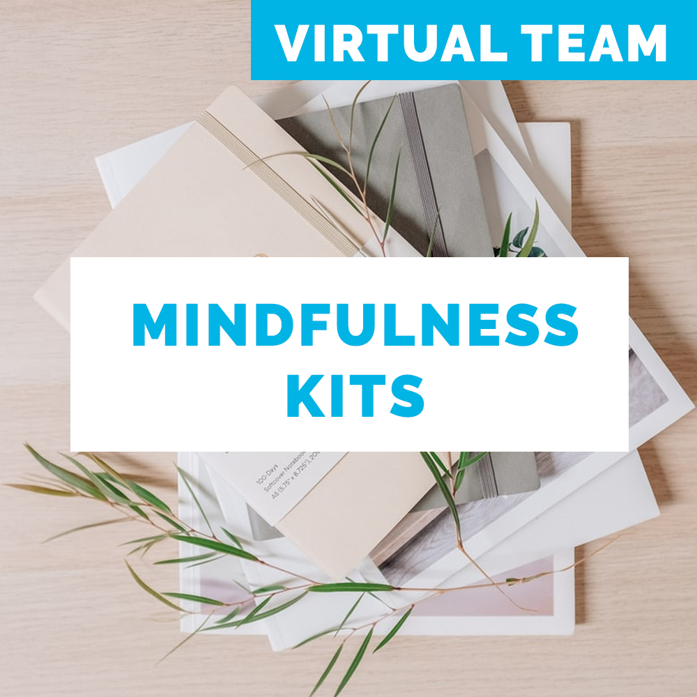 Work From Home Kits-mindfulness kits-social distancing kitting