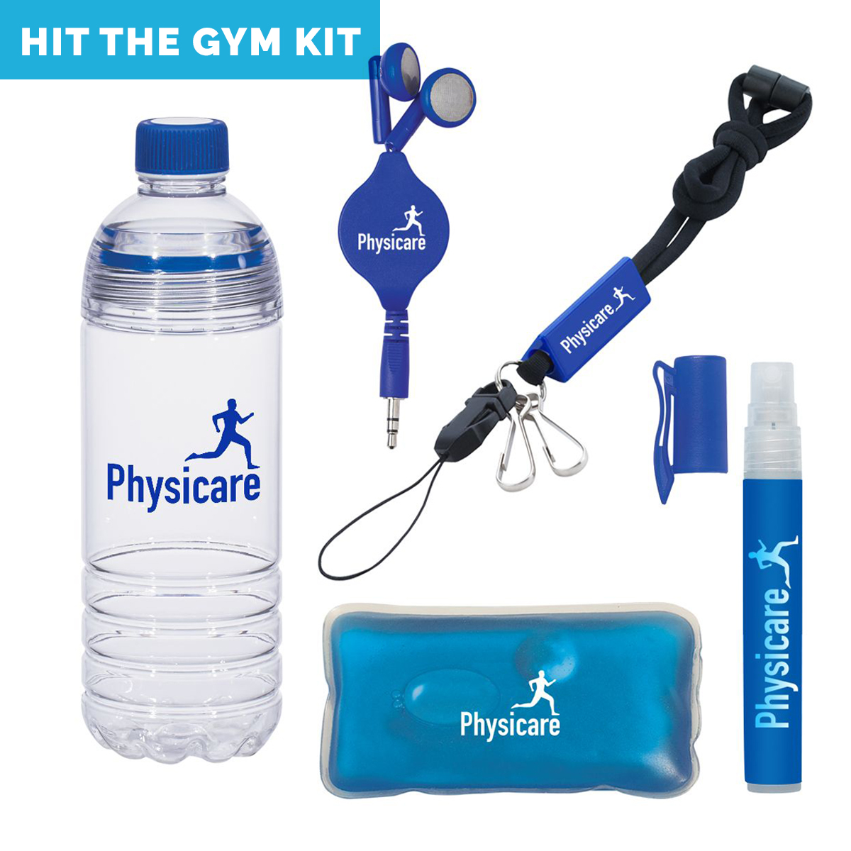 Work From Home Kits-employee fitness kits