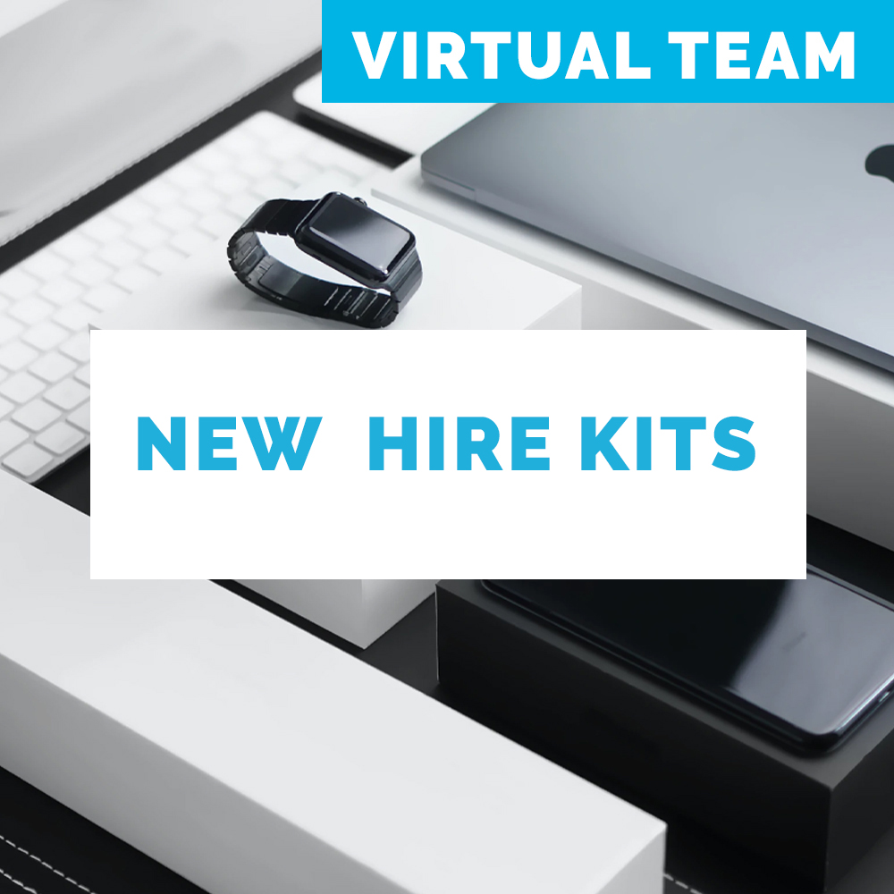 Work From Home Kits-NEW HIRE WELCOME KITS FOR NEW HIRE EMPLOYEES