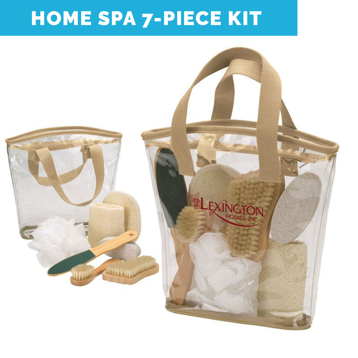 Work From Home Kits-custom branded spa relaxation kit