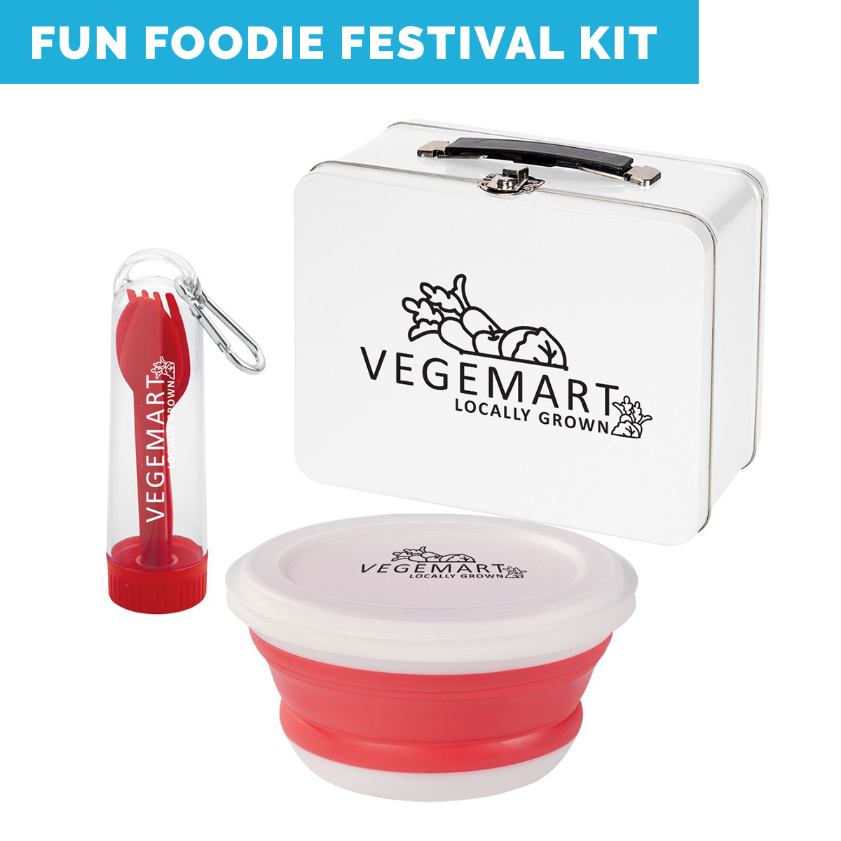 Work From Home Kits- virtual food festival