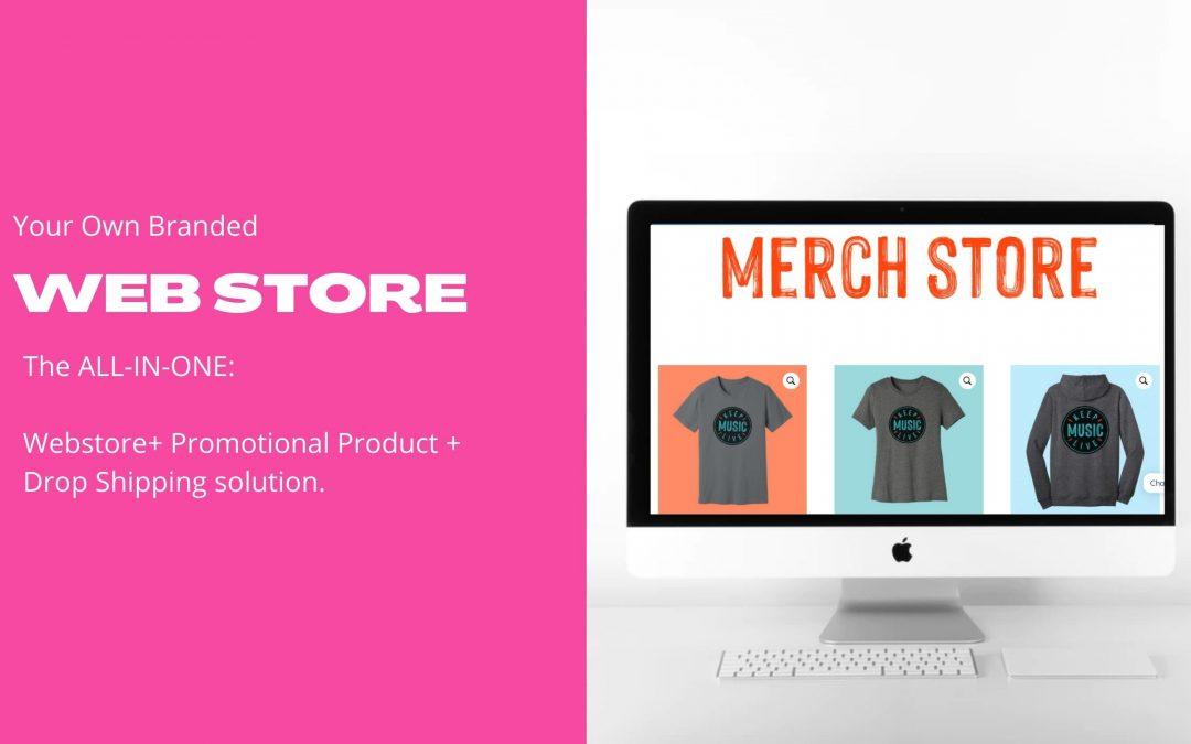 Automated Web Store