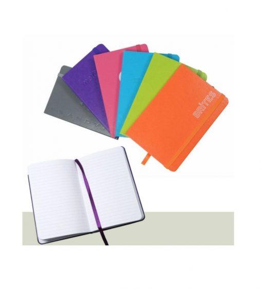 Brite notebooks seattle. Seattle screen printing. Custom printed notebooks