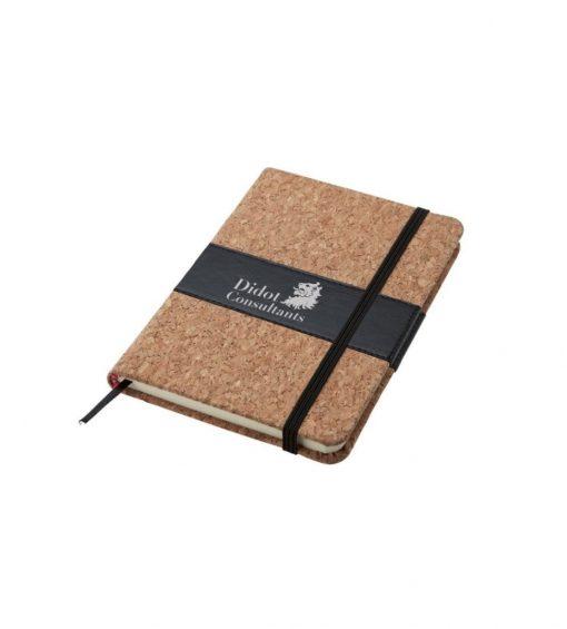 natural cork notebooks seattle custom printing