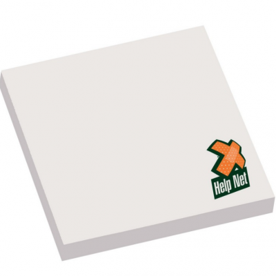 Custom Sticky Notes Printing for your branded business! Seattle Screen Printing and Promotional Product Supplier. We Drop Ship!