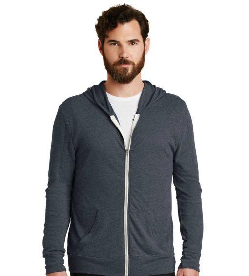 Alternative® Colorblock Rocky Eco-Fleece Zip Hoodie