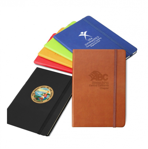 Custom Italian Leather Journals   Seattle Screen Printing & Merch Supplier. Seattle screen printing and promotional product supplier. Custom Journals.