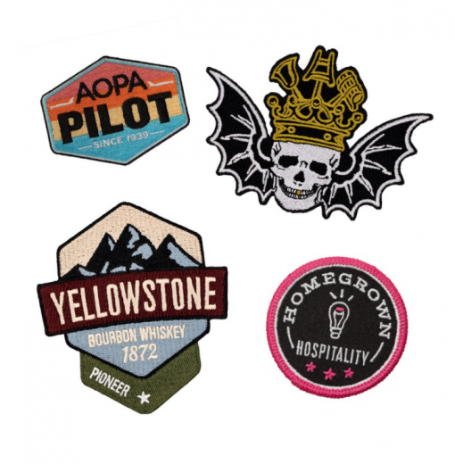 Custom Label Printing Seattle. Custom Patches Seattle