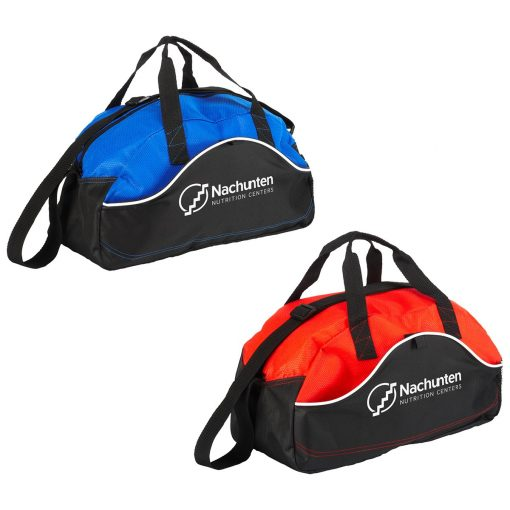 Custom Gym Duffle Bags- custom promotional products seattle