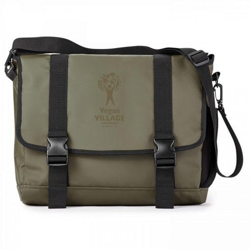 Custom Outdoors Messenger Bags. Custom Promotional Printing Seattle