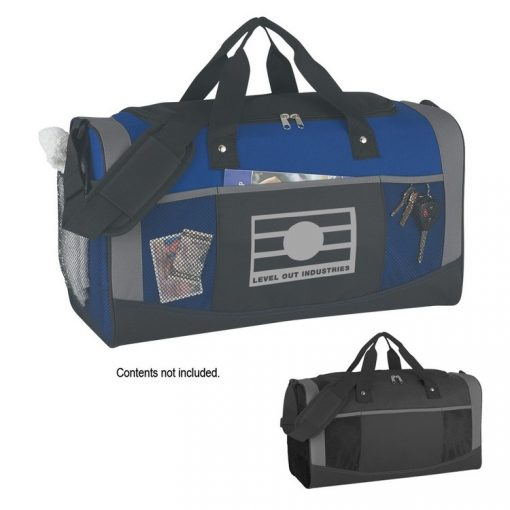 Custom Quest Duffel Bag- Seattle promotional products- seattle custom printings
