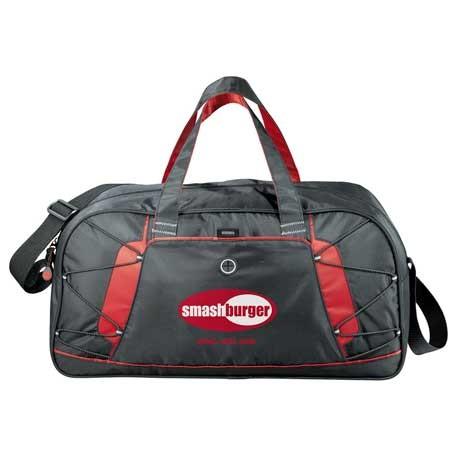 Custom Sport Duffels- custom duffle bags- custom printing duffle bags- seattle screen printer- promotional product supplier near me- PNW