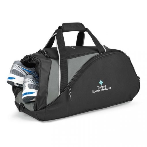 Custom Sport Duffle Bags- promotional products seattle