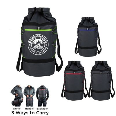 Custom Travel Duffle Bag- custom promotional products, seattle promotional products supplier near me