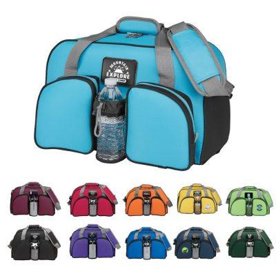 Custom Weekender Duffel Bags. Seattle Promotional Products