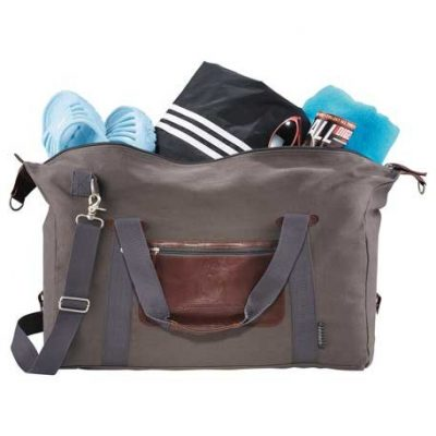 Field & Co. Duffel Bag for custom printing- promotional products seattle