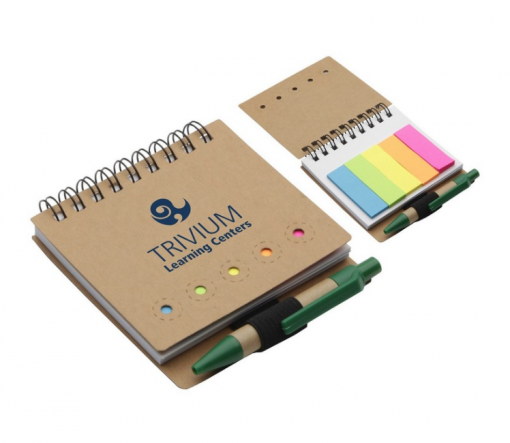 Sticky Notes Personalized for your promotional product marketing! Seattle Screen Printing and Promotional Product Supplier. Cool merch!