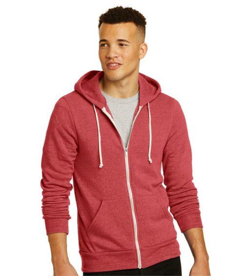 alternative apparel hoodie-custom printing