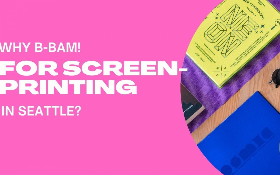 Screenprinting Seattle